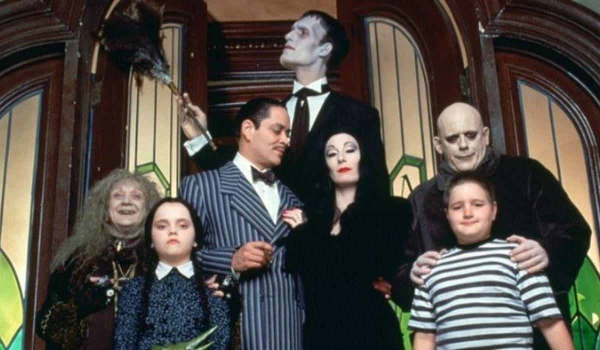 Globo vai exibir 'A Família Addams' neste sábado a tarde (30)