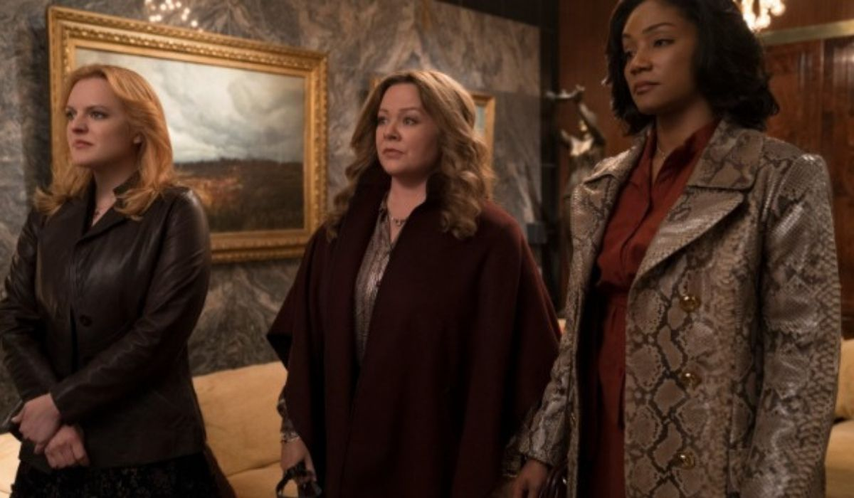Globo vai exibir o filme 'Rainhas Do Crime' na 'Tela Quente' desta segunda (1)