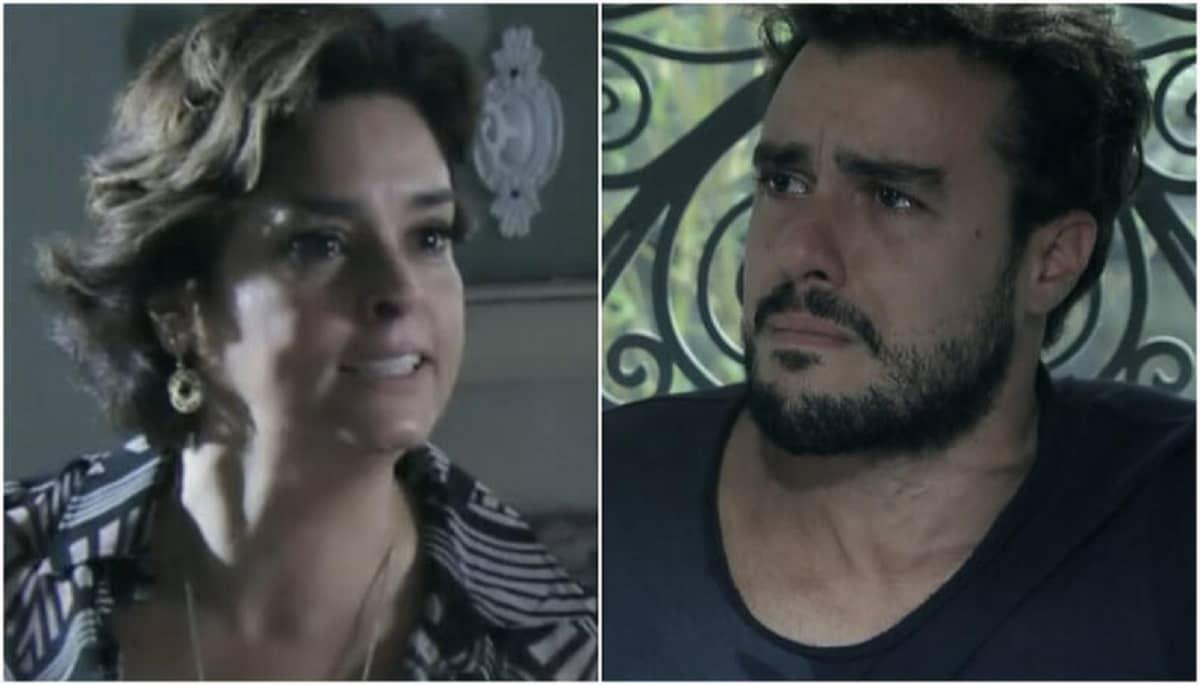Beatriz intima Enrico a doar sangue para Cláudio nesta terça (5) em 'Império'
