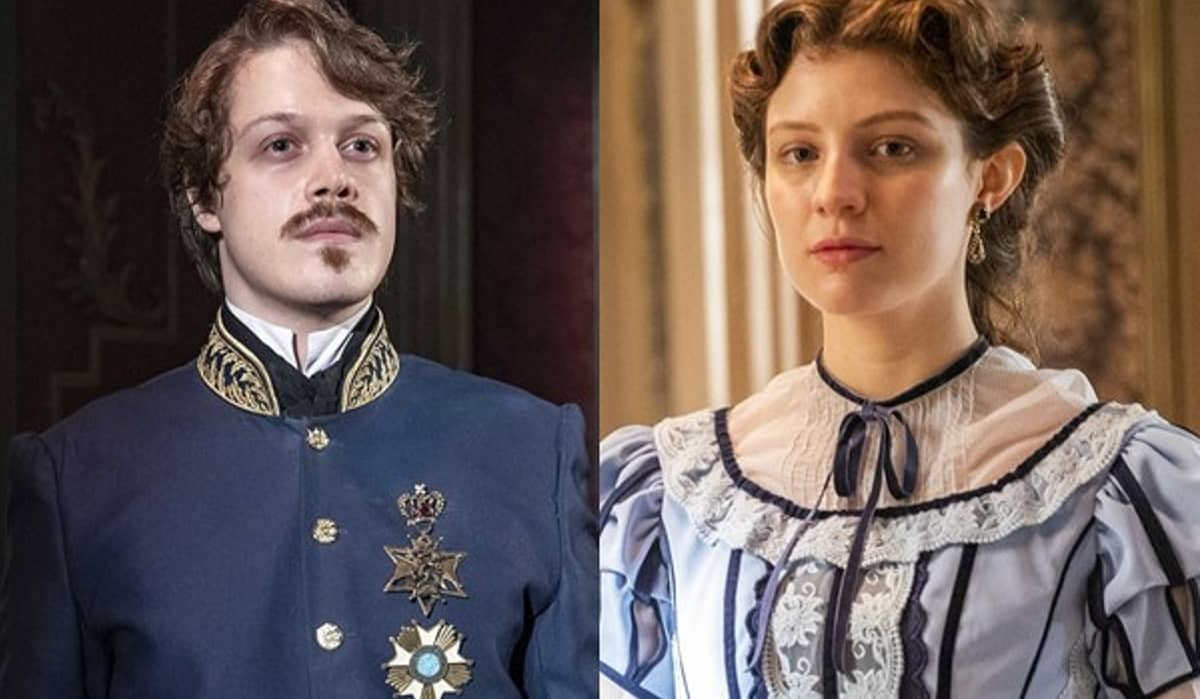 Isabel se encanta com Gastão neste sábado (16) em 'Nos Tempos do Imperador'