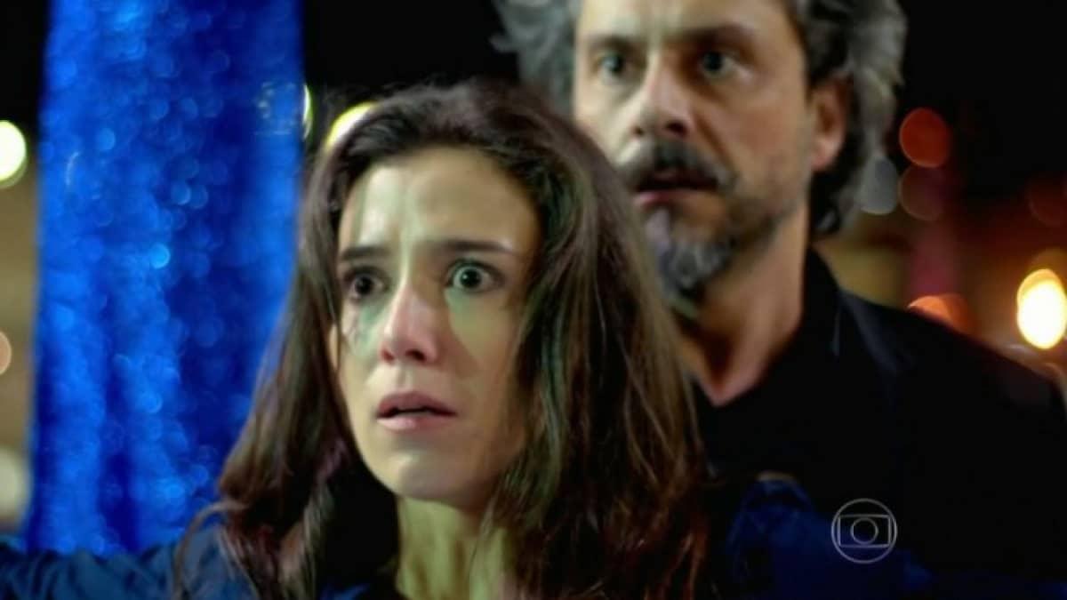 Durante o desfile, Cora salva José Alfredo mas é baleada nesta quarta (13) em 'Império'