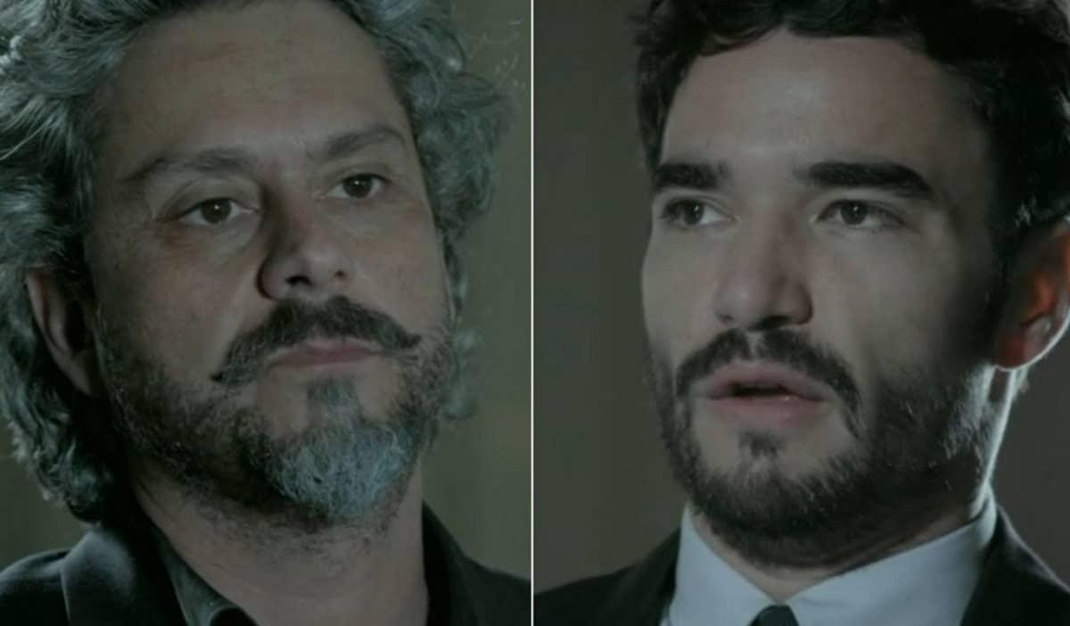 José Alfredo demite José Pedro nesta quarta (6) em 'Império'
