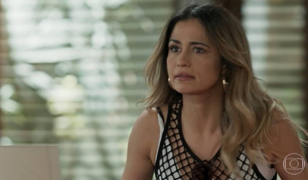 Sandra Helena paga a fiança de Agnaldo nesta quarta (6) em 'Pega Pega'