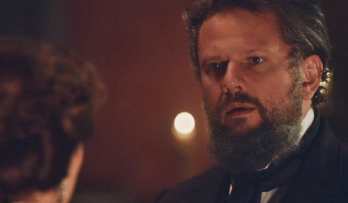 """Pedro sofre ao saber que Luísa perdeu o bebê nesta quarta (6) em """"Nos Tempos do Imperador'"""